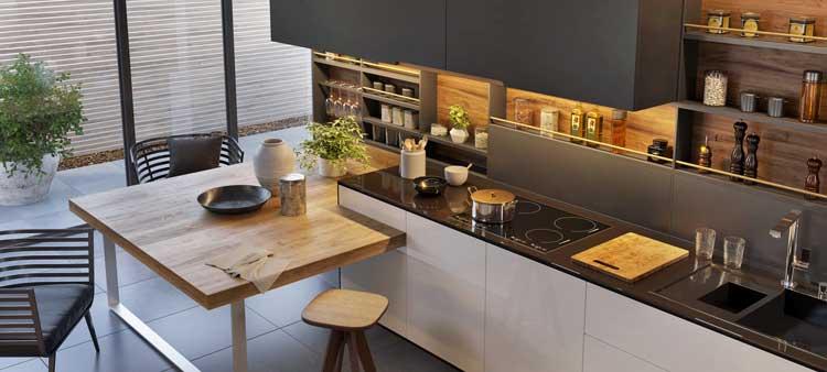 Stauraum in der Küche – was kann man tun?