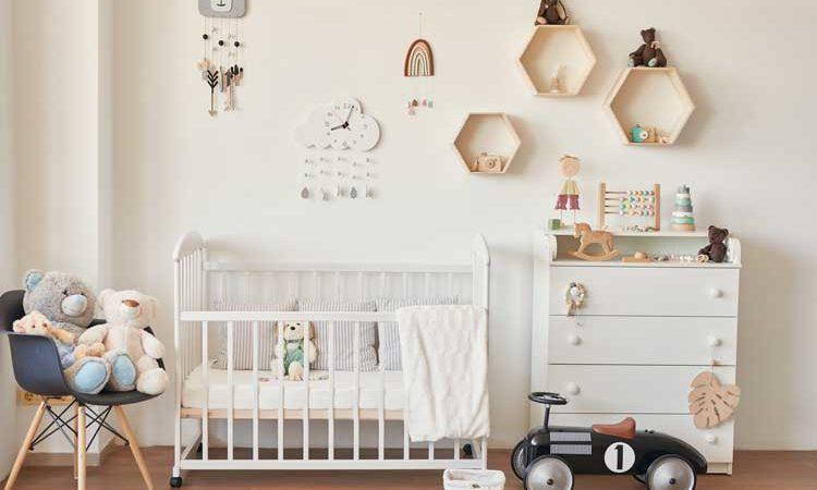 Nachwuchs kommt – Wie Sie das Babyzimmer einrichten und gestalten können
