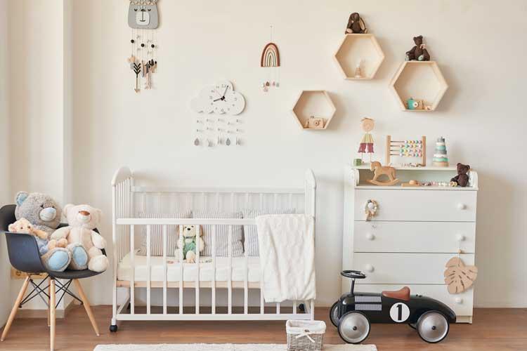 Nachwuchs kommt - Wie Sie das Babyzimmer einrichten und ...