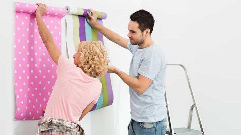 8 Tipps für die Raumgestaltung mit Tapeten