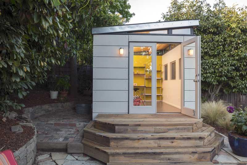 Gartenhaus einrichten – hier einige Tipps