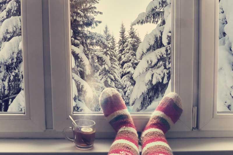 Haus von innen winterfest machen – Ratgeber
