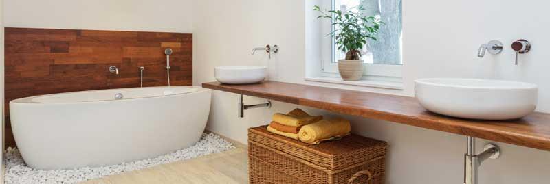 So wird das Bad zur Wellness Oase