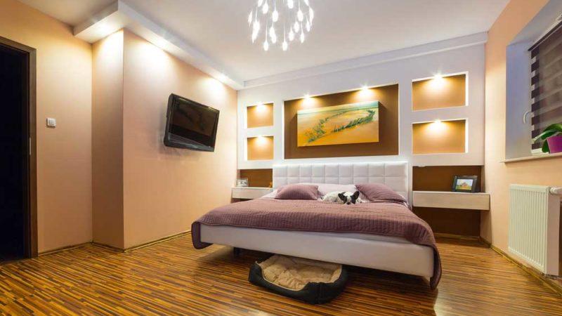 5 Beleuchtungsideen für kleine und große Räume