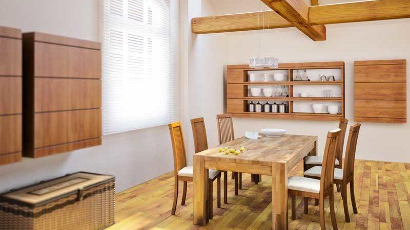 Aktuelle Holzmöbel-Trends in der Übersicht
