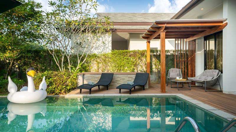 So wird der Pool im Garten zum perfekten Privatschwimmbad