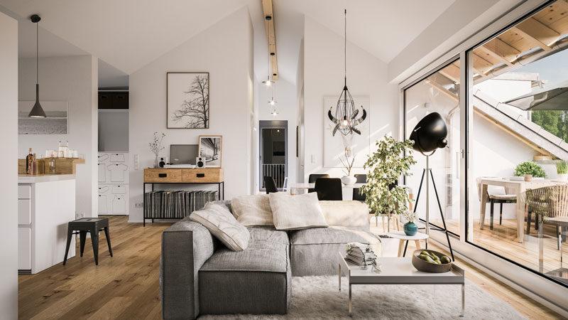 Möbelstücke und Wohnaccessoires mit geringen Pflegeaufwand – unkompliziert und stilsicher
