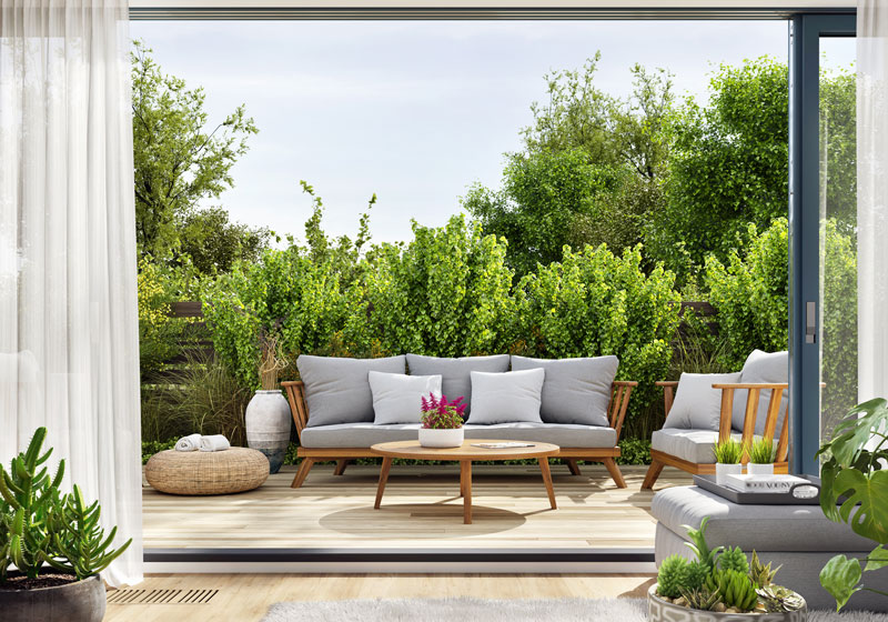 Hecken – ein natürliches Gartengestaltungselement