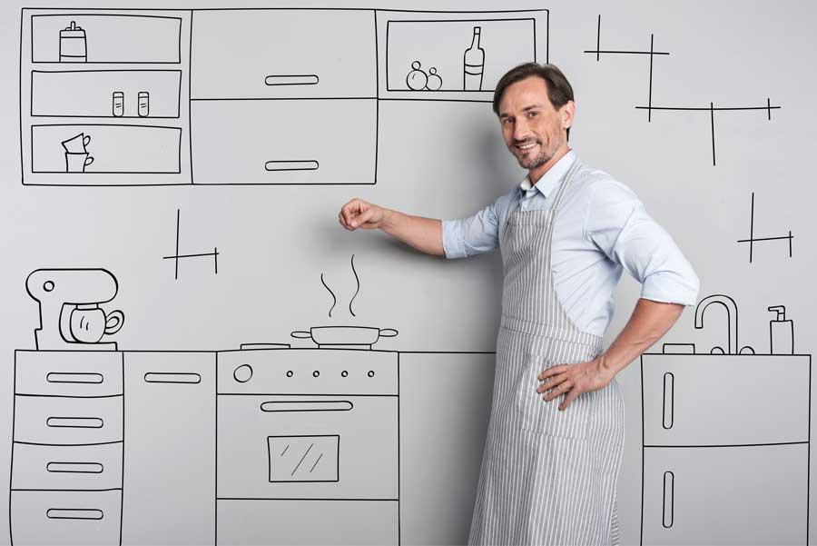 Die Planung einer Singleküche – Das ist wichtig