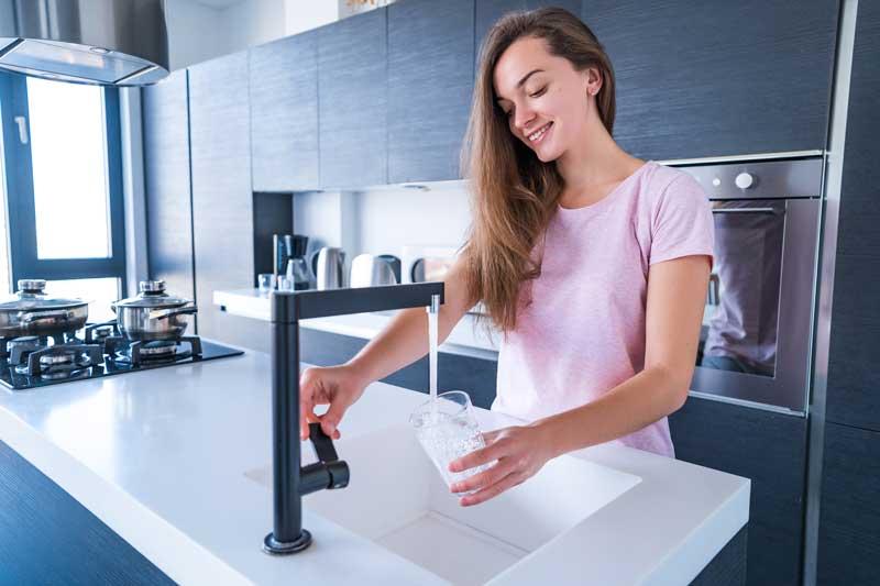 Der Wasserfilter als Sicherstellung für hohe Wasserqualität