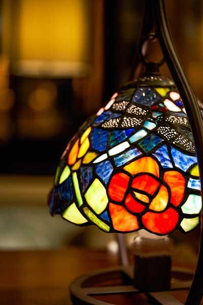 Tiffany Glaskunst