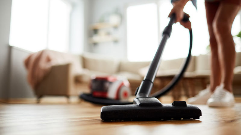Richtig staubsaugen: So wird die Wohnung optimal sauber